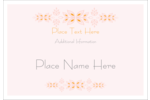 Delight clients and friends with projects using pre-designed Sprig of Leaves templates.