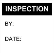 Inspection Record - Black