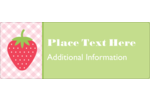 Add charming sweetness to your project with pre-designed Strawberry Red Green templates.