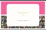 Fleurs modernes Cartes Et Articles D'Artisanat Imprimables - gabarit prédéfini. <br/>Utilisez notre logiciel Avery Design & Print Online pour personnaliser facilement la conception.