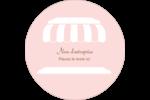 Façade de boutique Étiquettes de classement - gabarit prédéfini. <br/>Utilisez notre logiciel Avery Design & Print Online pour personnaliser facilement la conception.