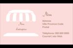 Façade de boutique Carte d'affaire - gabarit prédéfini. <br/>Utilisez notre logiciel Avery Design & Print Online pour personnaliser facilement la conception.