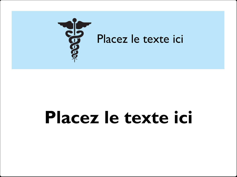 """3½"""" x 4½"""" Étiquette Industrielles - Bloc industriel bleu ciel"""