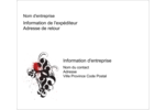 Fioritures dramatiques Étiquettes d'expédition - gabarit prédéfini. <br/>Utilisez notre logiciel Avery Design & Print Online pour personnaliser facilement la conception.