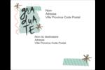 Album de remise de diplômes Étiquettes d'expédition - gabarit prédéfini. <br/>Utilisez notre logiciel Avery Design & Print Online pour personnaliser facilement la conception.