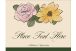 Infuse natural beauty into your project with pre-designed Floral Watercolor templates.