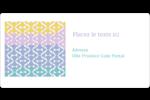 Beauté géométrique Étiquettes de classement écologiques - gabarit prédéfini. <br/>Utilisez notre logiciel Avery Design & Print Online pour personnaliser facilement la conception.