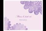 Pétales aquarelle Cartes Et Articles D'Artisanat Imprimables - gabarit prédéfini. <br/>Utilisez notre logiciel Avery Design & Print Online pour personnaliser facilement la conception.