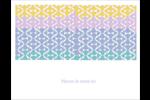 Beauté géométrique Cartes Et Articles D'Artisanat Imprimables - gabarit prédéfini. <br/>Utilisez notre logiciel Avery Design & Print Online pour personnaliser facilement la conception.