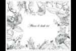 Beauté naturelle Cartes Et Articles D'Artisanat Imprimables - gabarit prédéfini. <br/>Utilisez notre logiciel Avery Design & Print Online pour personnaliser facilement la conception.