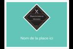 Fourchette et couteau Badges - gabarit prédéfini. <br/>Utilisez notre logiciel Avery Design & Print Online pour personnaliser facilement la conception.