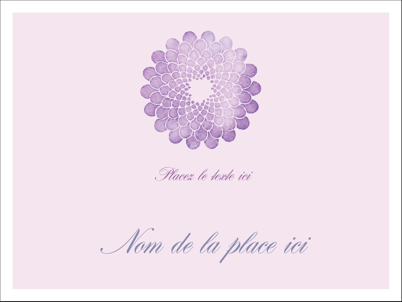 Pétales aquarelle Badges - gabarit prédéfini. <br/>Utilisez notre logiciel Avery Design & Print Online pour personnaliser facilement la conception.