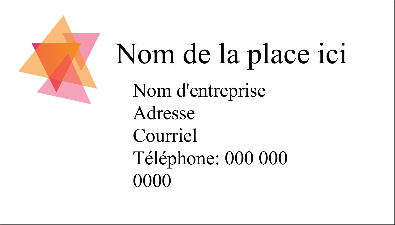"""3"""" x 5"""" Cartes Pour Le Bureau - Affaires internes"""