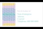 Beauté géométrique Cartes Pour Le Bureau - gabarit prédéfini. <br/>Utilisez notre logiciel Avery Design & Print Online pour personnaliser facilement la conception.
