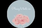 Petit bouquet Étiquettes Voyantes - gabarit prédéfini. <br/>Utilisez notre logiciel Avery Design & Print Online pour personnaliser facilement la conception.