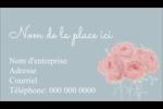 Petit bouquet Carte d'affaire - gabarit prédéfini. <br/>Utilisez notre logiciel Avery Design & Print Online pour personnaliser facilement la conception.
