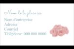 Petit bouquet Cartes Pour Le Bureau - gabarit prédéfini. <br/>Utilisez notre logiciel Avery Design & Print Online pour personnaliser facilement la conception.