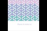Beauté géométrique Étiquettes rondes - gabarit prédéfini. <br/>Utilisez notre logiciel Avery Design & Print Online pour personnaliser facilement la conception.