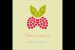Cuillère à dessert Étiquettes carrées - gabarit prédéfini. <br/>Utilisez notre logiciel Avery Design & Print Online pour personnaliser facilement la conception.