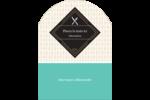 Fourchette et couteau Étiquettes rectangulaires - gabarit prédéfini. <br/>Utilisez notre logiciel Avery Design & Print Online pour personnaliser facilement la conception.