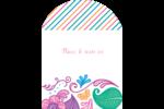 Jolis pétales frais Étiquettes rectangulaires - gabarit prédéfini. <br/>Utilisez notre logiciel Avery Design & Print Online pour personnaliser facilement la conception.
