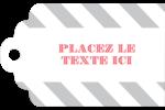 Drapeaux des Fêtes Étiquettes imprimables - gabarit prédéfini. <br/>Utilisez notre logiciel Avery Design & Print Online pour personnaliser facilement la conception.