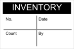Add a useful tracking component to your project with pre-designed Inventory templates.