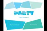 Palette de couleurs froides Cartes Et Articles D'Artisanat Imprimables - gabarit prédéfini. <br/>Utilisez notre logiciel Avery Design & Print Online pour personnaliser facilement la conception.