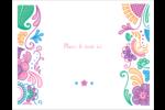 Jolis pétales frais Cartes Et Articles D'Artisanat Imprimables - gabarit prédéfini. <br/>Utilisez notre logiciel Avery Design & Print Online pour personnaliser facilement la conception.