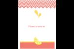 Fruits roses Reliures - gabarit prédéfini. <br/>Utilisez notre logiciel Avery Design & Print Online pour personnaliser facilement la conception.