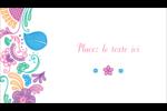 Jolis pétales frais Carte d'affaire - gabarit prédéfini. <br/>Utilisez notre logiciel Avery Design & Print Online pour personnaliser facilement la conception.