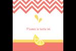 Fruits roses Étiquettes enveloppantes - gabarit prédéfini. <br/>Utilisez notre logiciel Avery Design & Print Online pour personnaliser facilement la conception.