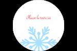 Ornements de Noël Étiquettes de classement - gabarit prédéfini. <br/>Utilisez notre logiciel Avery Design & Print Online pour personnaliser facilement la conception.