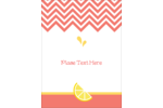 Add a lemony spritz of style to your project with pre-designed Fruit Pink templates.