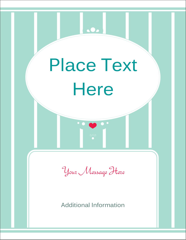 "5½"" x 4¼"" Postcard - Princess Heart"