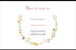 Floraison du printemps Cartes Et Articles D'Artisanat Imprimables - gabarit prédéfini. <br/>Utilisez notre logiciel Avery Design & Print Online pour personnaliser facilement la conception.