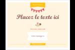 Crème glacée sucrée Cartes Et Articles D'Artisanat Imprimables - gabarit prédéfini. <br/>Utilisez notre logiciel Avery Design & Print Online pour personnaliser facilement la conception.