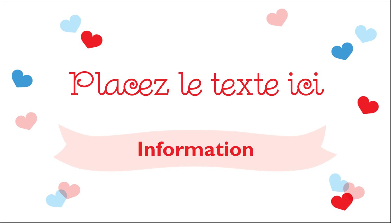 """3"""" x 5"""" Cartes Pour Le Bureau - Saint-Valentin"""