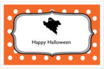"Add a bit of ""Boo!"" to custom projects with pre-designed Kiddie Halloween templates."