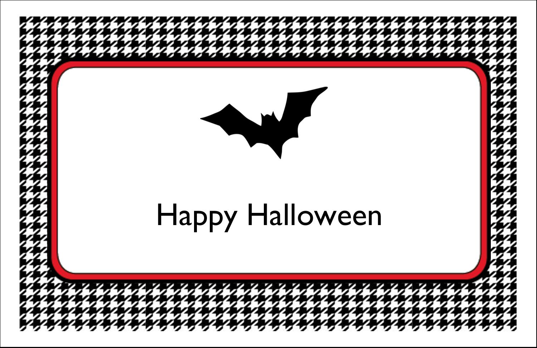 """5½"""" x 8½"""" Greeting Card - Kiddie Halloween"""