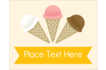 Scoop up a sweet look for your project with pre-designed Sweet Ice Cream templates.