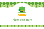 Bring the luck o' the Irish to your project with pre-designed St. Patrick templates.