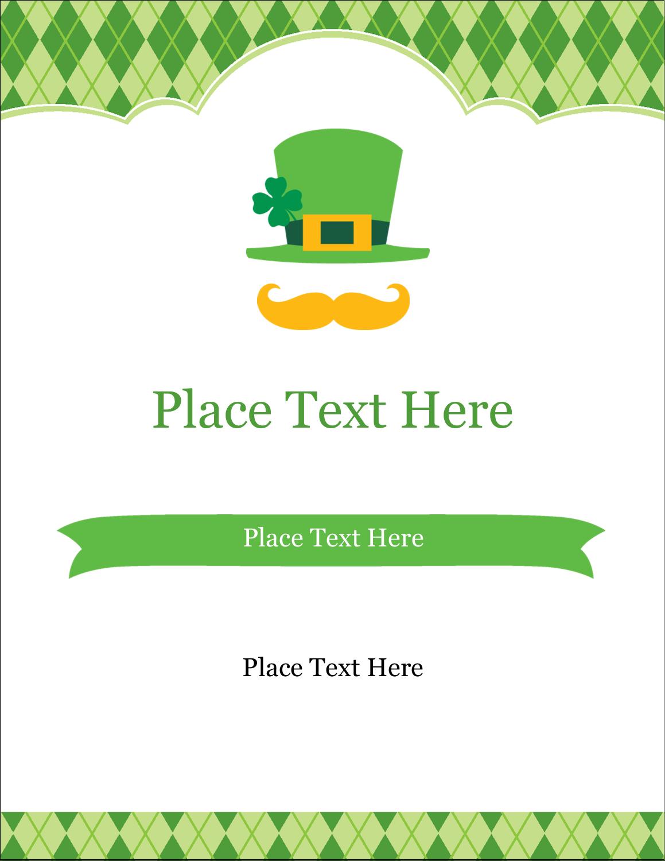 "5½"" x 4¼"" Postcard - St. Patrick"