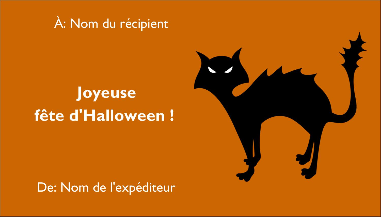 """3"""" x 5"""" Cartes Pour Le Bureau - Halloween d'enfant"""