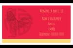 Année du coq Cartes Pour Le Bureau - gabarit prédéfini. <br/>Utilisez notre logiciel Avery Design & Print Online pour personnaliser facilement la conception.