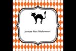 Halloween d'enfant Étiquettes enveloppantes - gabarit prédéfini. <br/>Utilisez notre logiciel Avery Design & Print Online pour personnaliser facilement la conception.