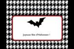 Halloween d'enfant Étiquettes rondes gaufrées - gabarit prédéfini. <br/>Utilisez notre logiciel Avery Design & Print Online pour personnaliser facilement la conception.
