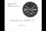 Trousse de toilette Étiquettes d'expédition - gabarit prédéfini. <br/>Utilisez notre logiciel Avery Design & Print Online pour personnaliser facilement la conception.