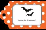 Halloween d'enfant Étiquettes imprimables - gabarit prédéfini. <br/>Utilisez notre logiciel Avery Design & Print Online pour personnaliser facilement la conception.