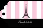 Style parisien Étiquettes imprimables - gabarit prédéfini. <br/>Utilisez notre logiciel Avery Design & Print Online pour personnaliser facilement la conception.
